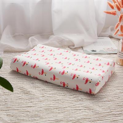 2020新款乳膠枕(44*27)/只 火鳥