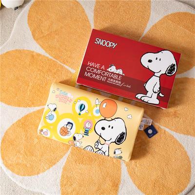 2021新款-史努比儿童卡通乳胶胶枕 30*50+7-9 /个 运动健将1