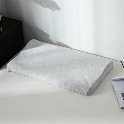 2021新款儿童乳胶护颈枕1-6岁 30*50cm+6 灰色