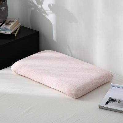 2021新款儿童乳胶面包枕 30*50cm+6 粉色