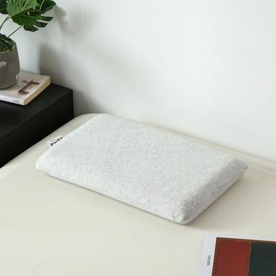 2021新款儿童乳胶面包枕 30*50cm+6 灰色