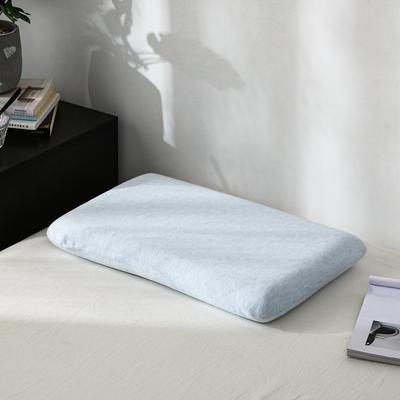 2021新款儿童乳胶面包枕 30*50cm+6 蓝色