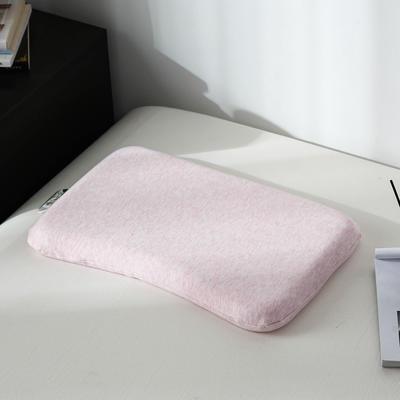 2021新款Baby婴儿乳胶定型枕 44*27cm+3 粉色