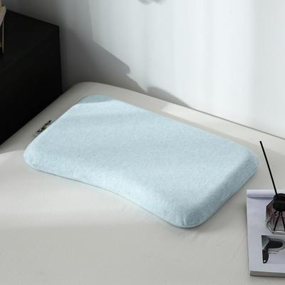 2021新款Baby婴儿乳胶定型枕 44*27cm+3 蓝色