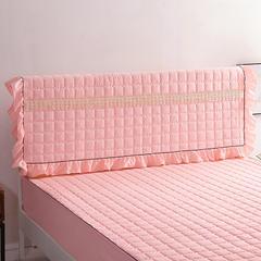 2018新款-床头罩 1.2m床 粉色