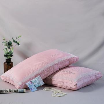 2019新款 -玻尿酸有氧美肌枕(整张棉填充)