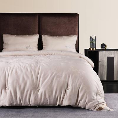 铂金大豆暖阳被升级版   冬被 被子 被芯 冬被150×200cm5.3斤 大豆摩卡金