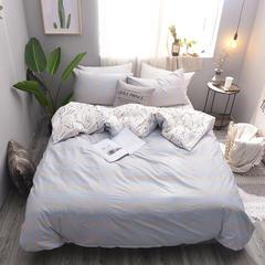 棉加绒系列四件套 1.5m-1.8m床 床单款 17