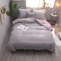 棉加绒系列四件套(带边款) 标准(1.5m-1.8m床) 33