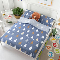 婴童用品 全棉印花睡袋 温馨森林(160*210cm)