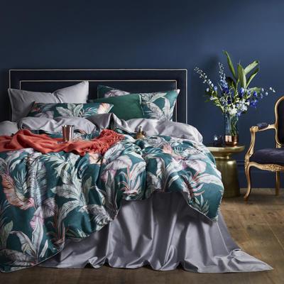 2019新款60長絨棉數碼印花四件套 1.8m(6英尺)床 傾城