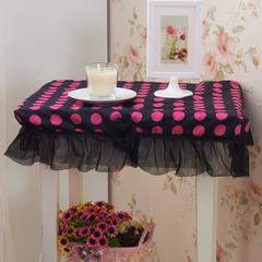 床头柜罩(40*50cm) 黑色魅影
