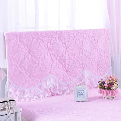 绗缝公主-床头罩 1公主-粉(1.2m)
