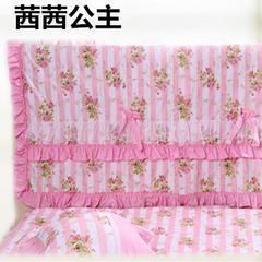 纯棉蕾丝-床头罩(1.8m) 12.茜茜公主