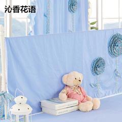 纯棉蕾丝-床头罩(2.0m) 7.沁香花语