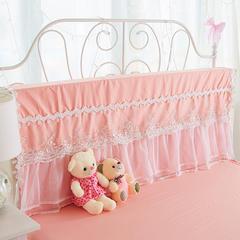 纯棉蕾丝-床头罩(2.0m) 水晶之恋玉色