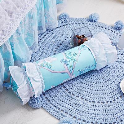 糖果枕 其他规格 梦丽园蓝