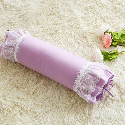 糖果枕 其他规格 唯美浅紫