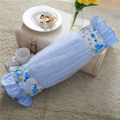 糖果枕 其他规格 樱花蓝