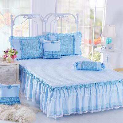 夹棉床裙单品(老款)-沁香 120cmx200cm 沁香