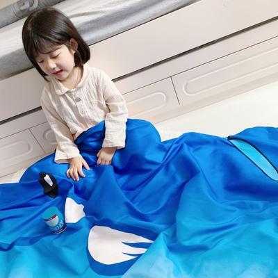 2019Cute纯棉夏被 120x160cm 鲸鱼