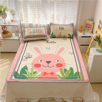 2021新款大阪乳胶席 120*200cm乳胶软席三件套 兔子小姐