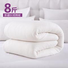 新疆有网加密棉花被 200X230cm 新疆长绒棉棉花被