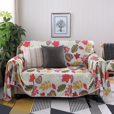 美式田园全盖沙发套沙发罩沙发巾 单独右贵妃170*260cm 艾米丽