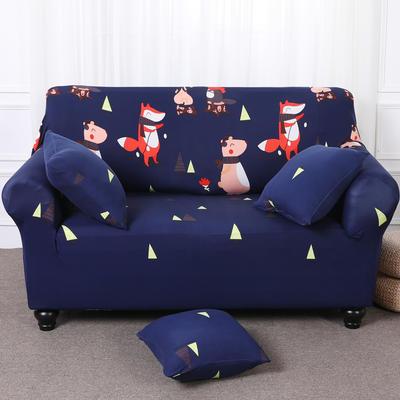【总】2019款 卡通沙发套美式全包万能沙发套沙发罩沙发巾沙发垫通用型 抱枕含芯【45*45】一只 音乐晚会