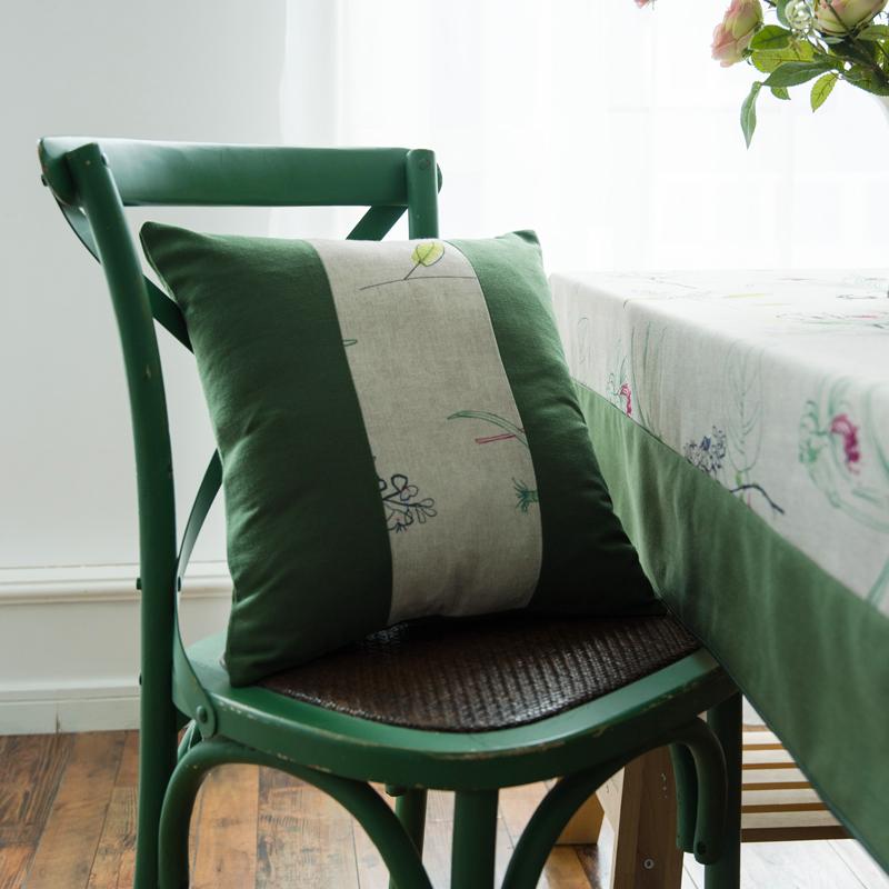 布兰鸟家纺2019新款—棉麻桌布台布餐桌布