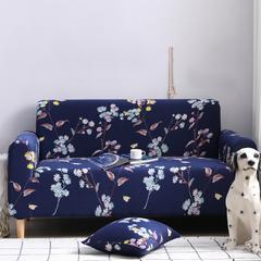 2019新款全包万能沙发套沙发罩沙发巾沙发垫沙发布 抱枕套【45*45一只】 印花-爱慕