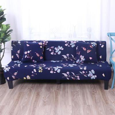 【总】2019款 专用沙发床套全包万能套风格2 抱枕含芯【45*45】一只 印花-爱慕