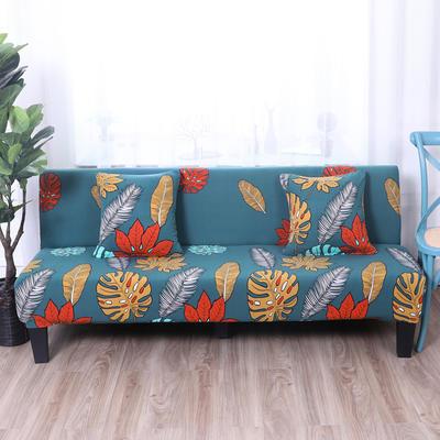 【总】2019款 专用沙发床套全包万能套风格2 抱枕含芯【45*45】一只 印花-北欧记忆