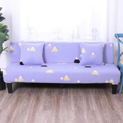 【总】2019款 专用沙发床套全包万能套风格2 抱枕含芯【45*45】一只 印花-岁月静好