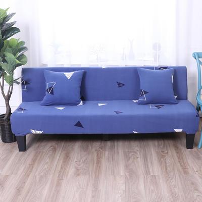 【总】2019款 专用沙发床套全包万能套风格2 抱枕含芯【45*45】一只 印花-遇见自己