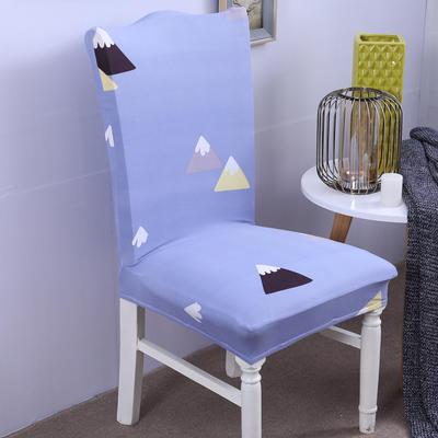 【总】2019弹力连体椅套椅垫椅子套沙发套 印花-岁月静好