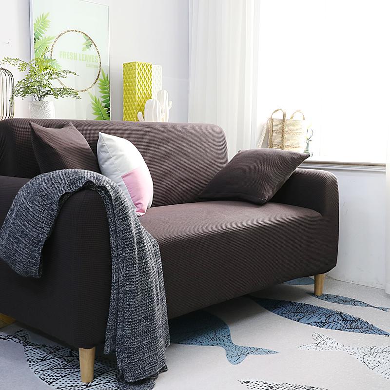 2019新款高端金粒绒品质沙发套全包万能套沙发垫沙发巾沙发罩沙发笠
