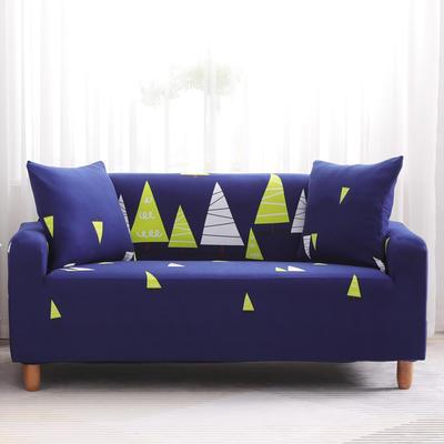 2019款印花沙发套全包套万能套罩沙发垫沙发巾沙发布【专版版权】 同色椅套 森林之光