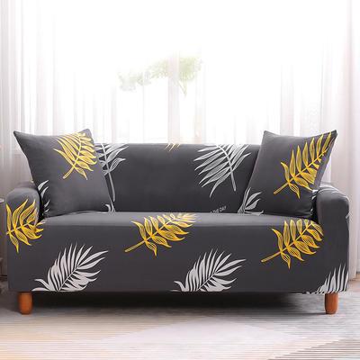 2019款印花沙发套全包套万能套罩沙发垫沙发巾沙发布【专版版权】 同色椅套 馨语添香