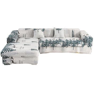 2020跨境外贸专供印花沙发套全包沙发套罩网红沙发套沙发垫套 单人90-140cm 回家