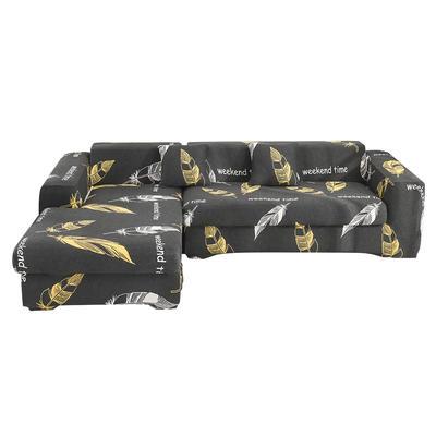 2020跨境外贸专供印花沙发套全包沙发套罩网红沙发套沙发垫套 单人90-140cm 现代派