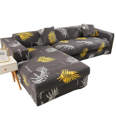 2020跨境外贸专供印花沙发套全包沙发套罩网红沙发套沙发垫套 单人90-140cm 馨语添香