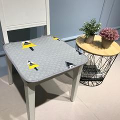 Djs-Home  简约款全棉椅垫 40X40cm 城市心情1