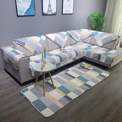 简约系列全棉沙发垫 70*70cm 时尚芭莎