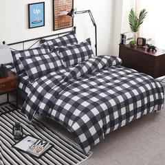 卡斯诺 芦荟棉四件套 1.0m(3.3英尺)床 时尚风范
