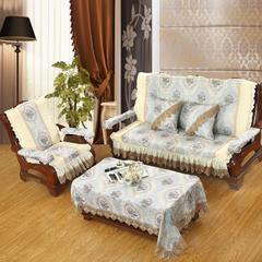 装饰布拼接沙发垫-罗马假日 抱枕45*45光套 紫色