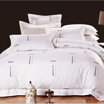印花系列四件套 1.5m(5英尺)床 致青春
