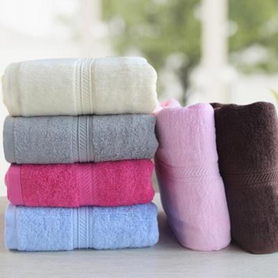 纯色浴巾 颜色可选