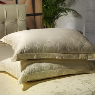 单品枕套 米黄