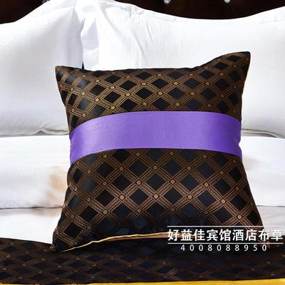 时尚靠垫抱枕 45x45cm 4